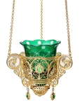 Jewelry oil lamp no.24
