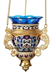 Jewelry oil lamp no.33