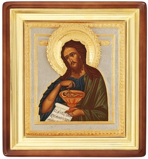 Religious icons: St. John the Baptist