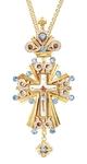 Pectoral chest cross no. 76