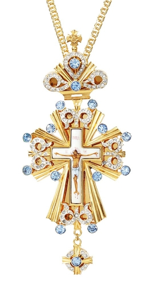 Pectoral chest cross no. 76