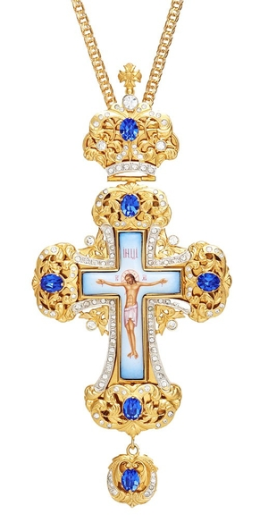Pectoral chest cross no. 102