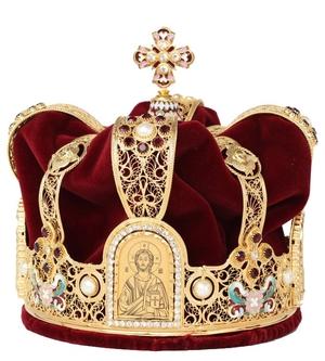 Wedding crowns no.4