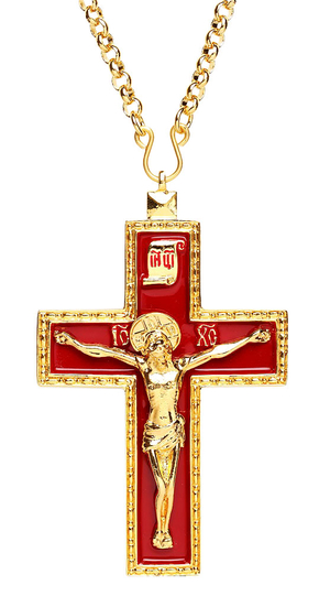 Pectoral chest cross no.2