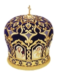 Mitres: Embroidered mitre no.52