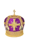 Mitres: Embroidered mitre no.91