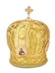 Mitres: Embroidered mitre - 51