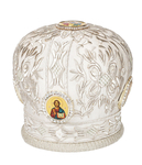 Mitres: Embroidered mitre - 54