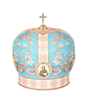 Mitres: Embroidered mitre - 56