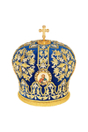 Mitres: Embroidered Bishop mitre - 57
