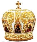 Mitres: Embroidered Bishop mitre no.522