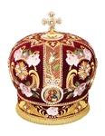 Mitres: Embroidered Bishop mitre no.81