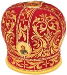 Mitres: Embroidered mitre no.5