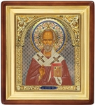 Religious icons: St. Nicholas the Wonderworker