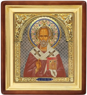 Religious icons: St. Nicholas the Wonderworker - 28
