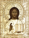 Religious icons: Christ the Saviour