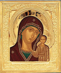 Religious icons: the Most Holy Theotokos of Vladimir - 27