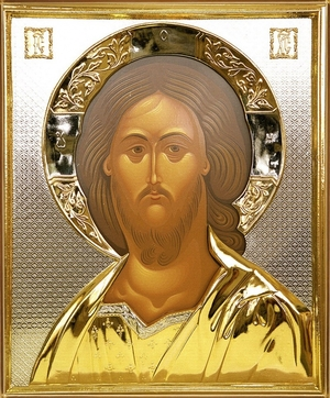 Religious icons: Christ the Saviour