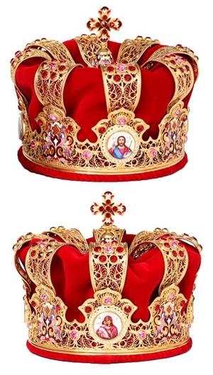 Jewelry wedding crowns no.5