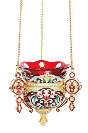 Jewelry vigil lamp no.31
