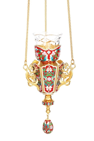 Jewelry vigil lamp no.39