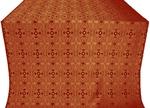 Nicea silk (rayon brocade) (claret/claret)