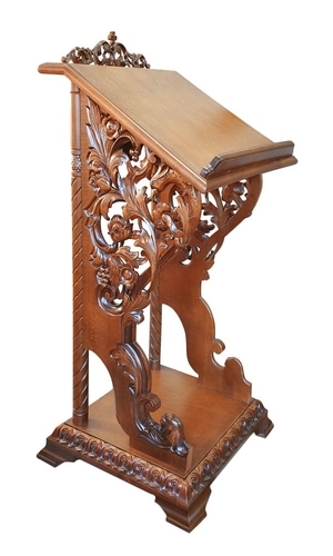 Church lecterns: Lectern no.01