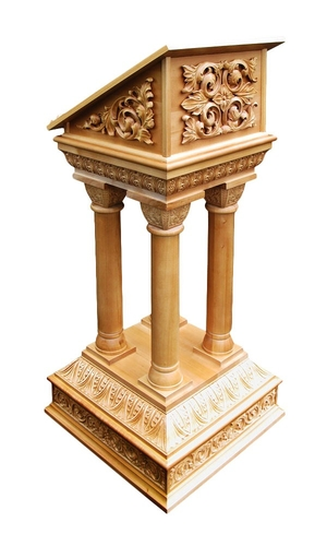 Church lecterns: Lectern no.05