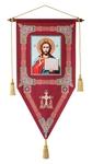 Church banners (gonfalon) no.1