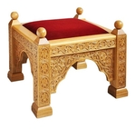 Church lecterns: Clergy seat - 1