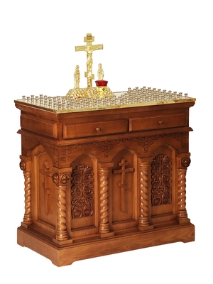 Memorial table no.386 (102 candles)
