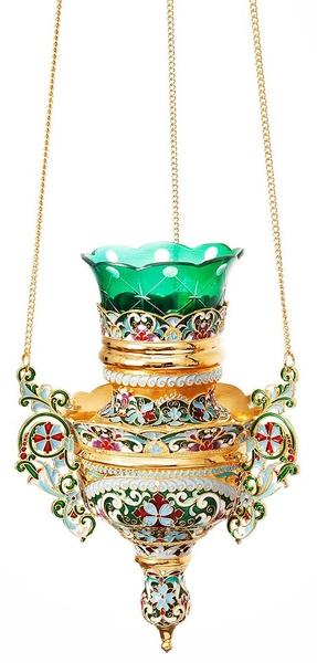 Vigil lamps: Oil lamp no.37