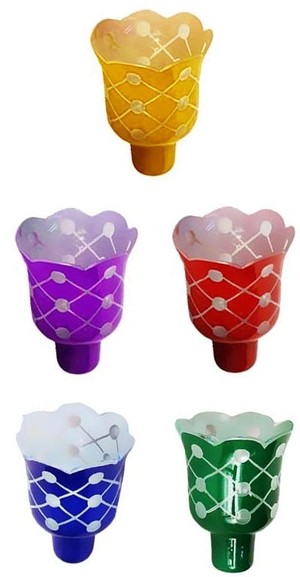 Church votive glass no.3 (triplex) (110 mL)