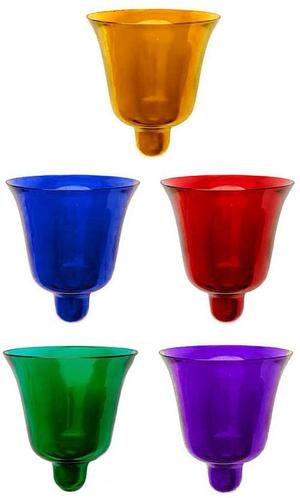 Church votive glass no.8