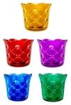 Church votive glass no.15 (applique) (80 mL)