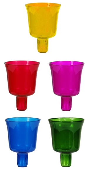 Church votive glass no.9 (100 mL)