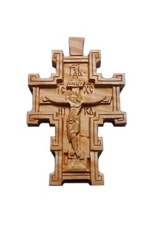 Baptismal cross no.08