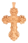 Baptismal cross no.9