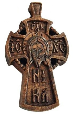 Baptismal cross no.103