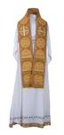 Bishop vestments: Small omophorion