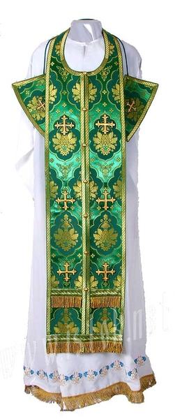 Clergy vestments: Epitrakhilion set - B