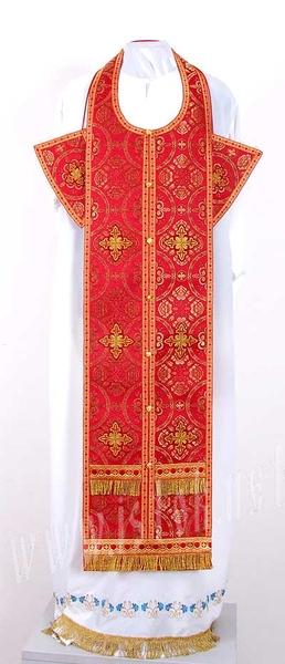 Clergy vestments: Epitrakhilion set BG1