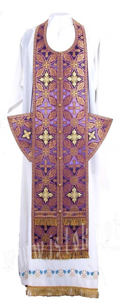 Clergy vestments: Epitrakhilion set BG2