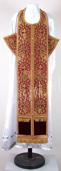Clergy vestments: Epitrakhilion set BG3