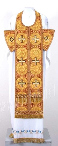 Clergy vestments: Epitrakhilion set BG4