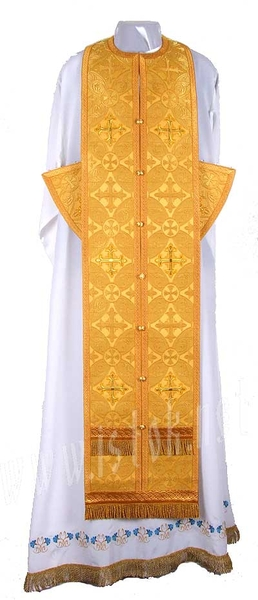 Clergy vestments: Epitrakhilion set CH