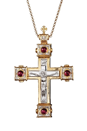 Pectoral chest cross no.55