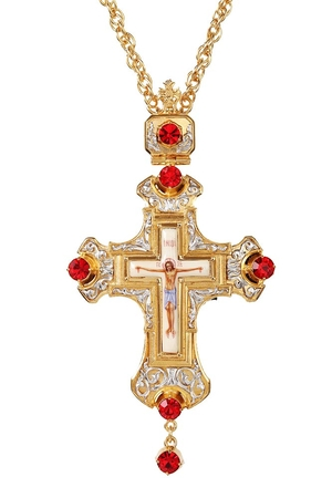 Pectoral chest cross no.59a
