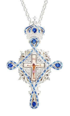 Pectoral chest cross no.80a