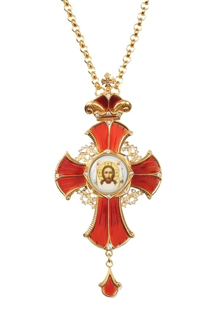 Pectoral chest cross no.149